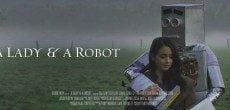 A LADY & A ROBOT